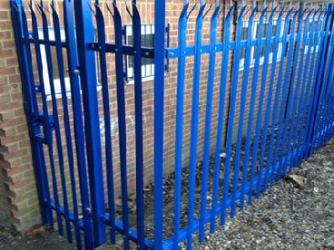 Security Fencing Cambs