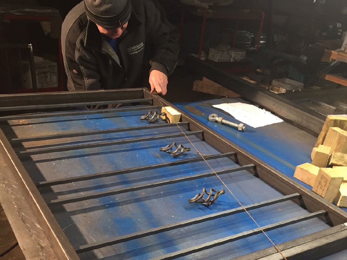 Steel Fabricators Peterborough
