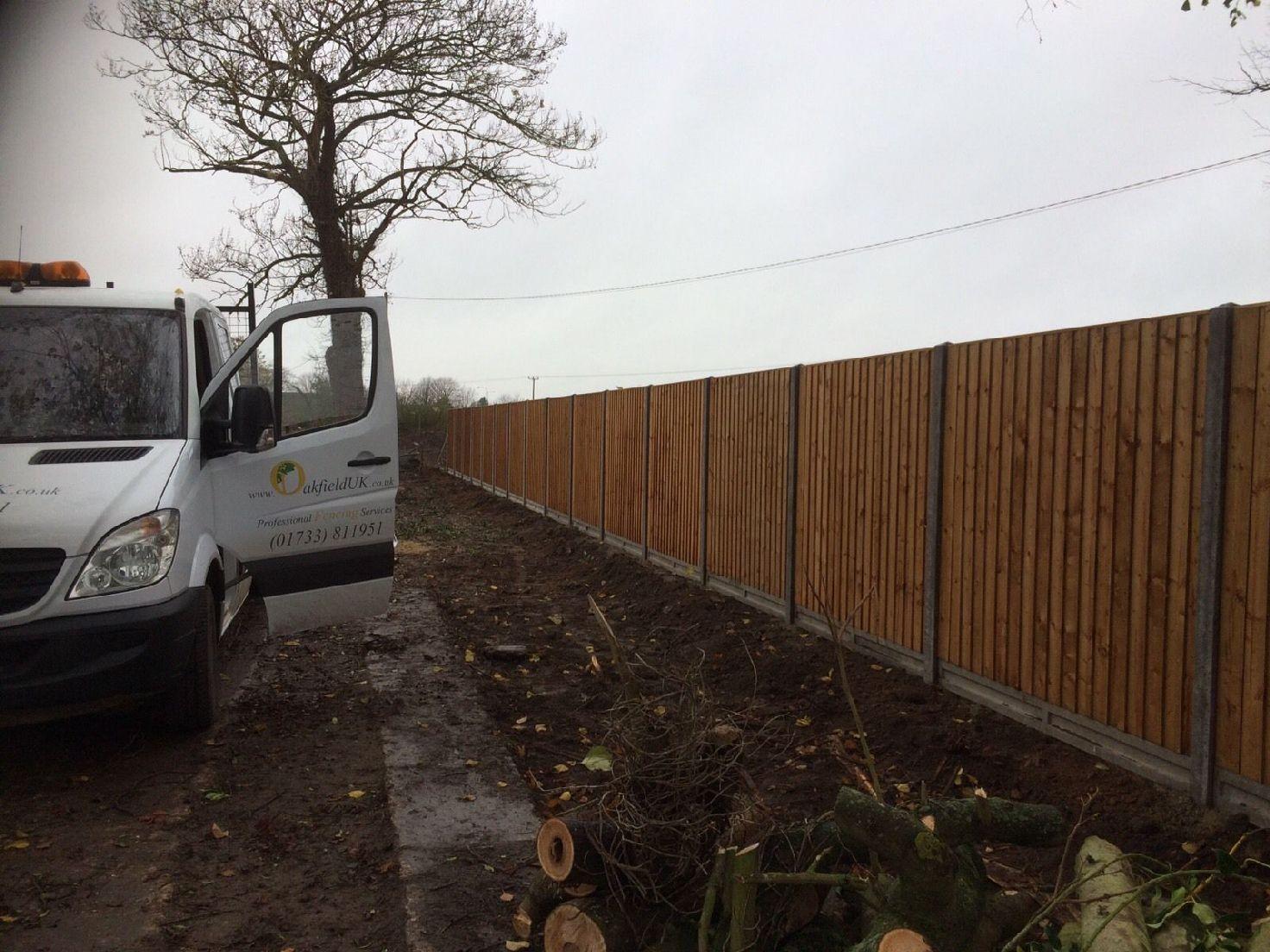 Concrete posts archives oakfield uk ltd peterborough fencing concrete fence installation baanklon Gallery