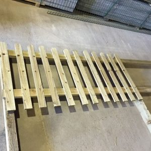 Picket Fencing Manufacturing