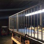 Iron Bar Fencing & Gates