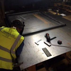 Security Gate Manufacturing