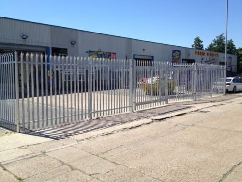 Advanced Security Fencing