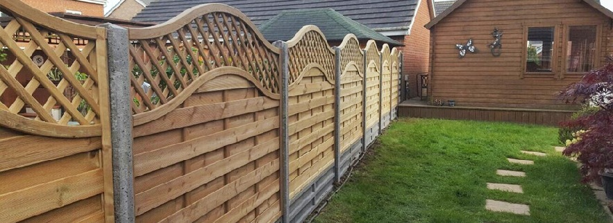 Oakfield UK - Fencing Supplies & Materials