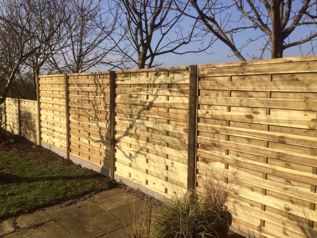 Domestic Fencing Cambridge
