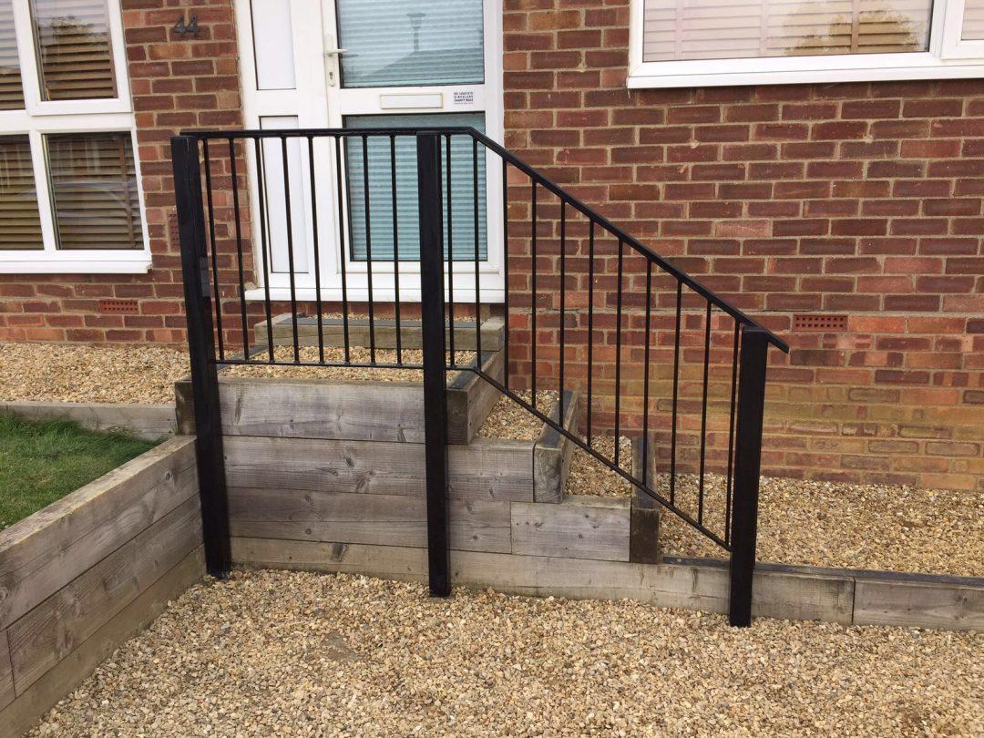 Stair Rail St Ives