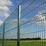 V Mesh Security Fencing from Oakfield UK