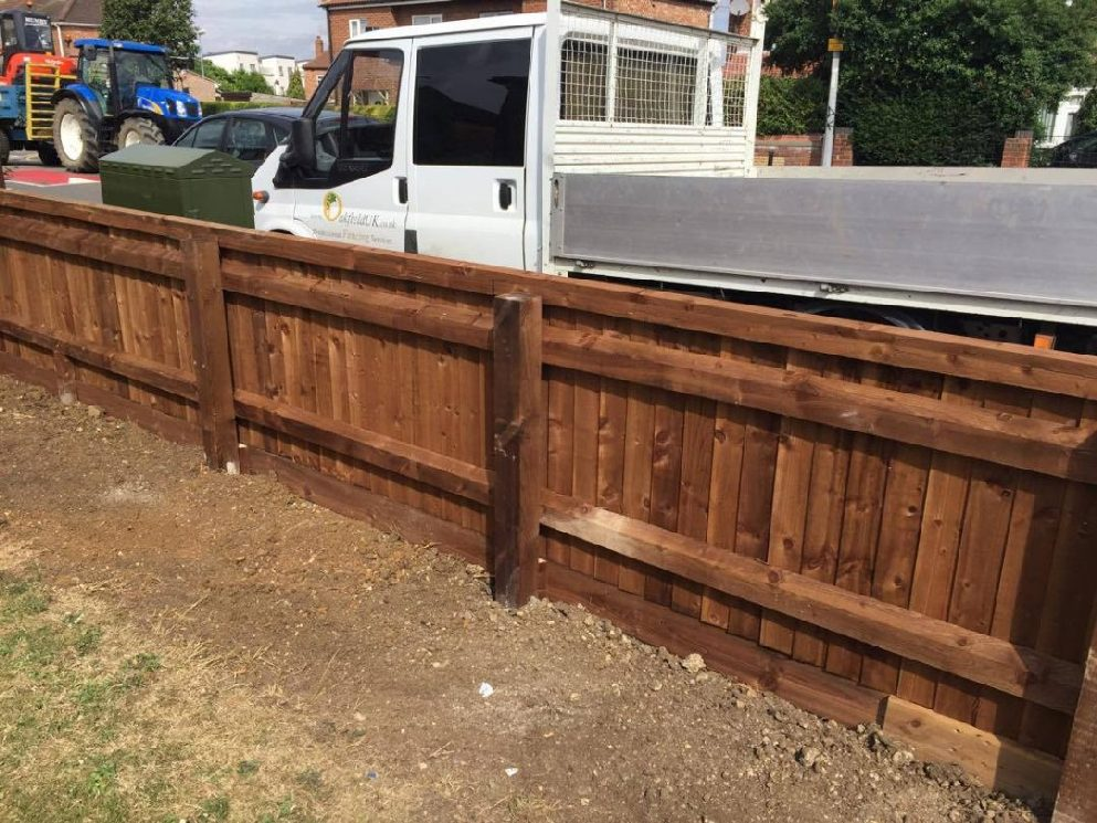 Residential Property Fencing