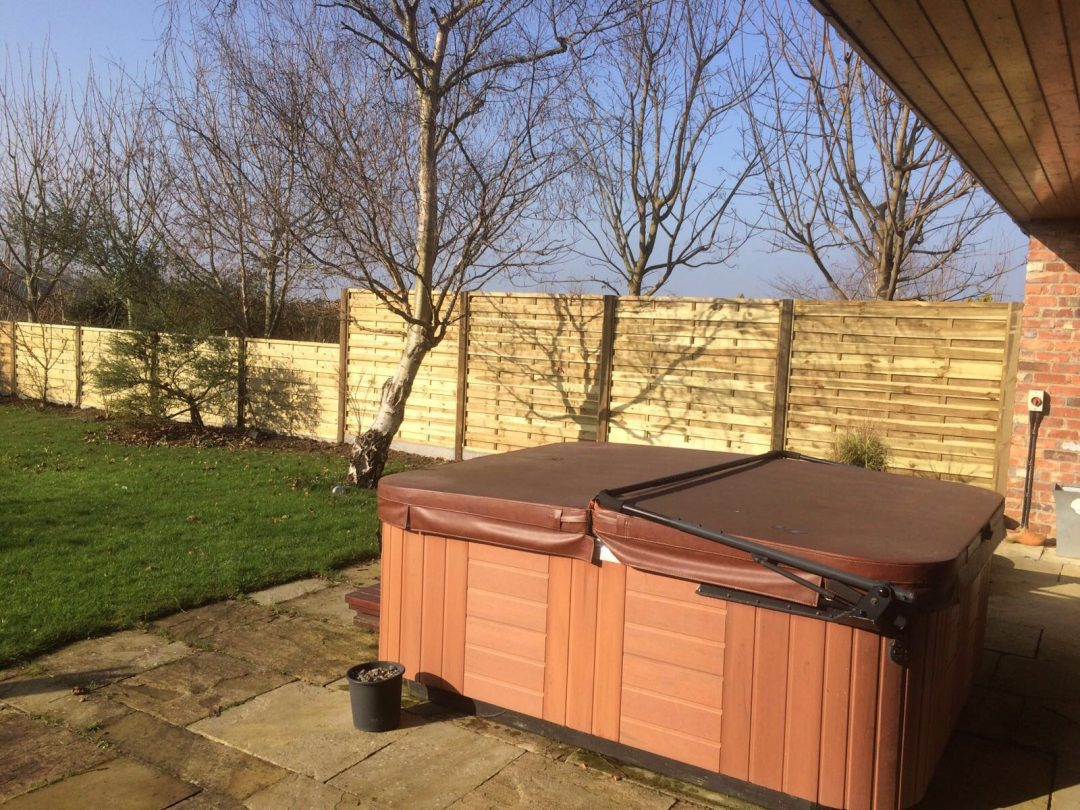 Domestic Fencing Cambridge