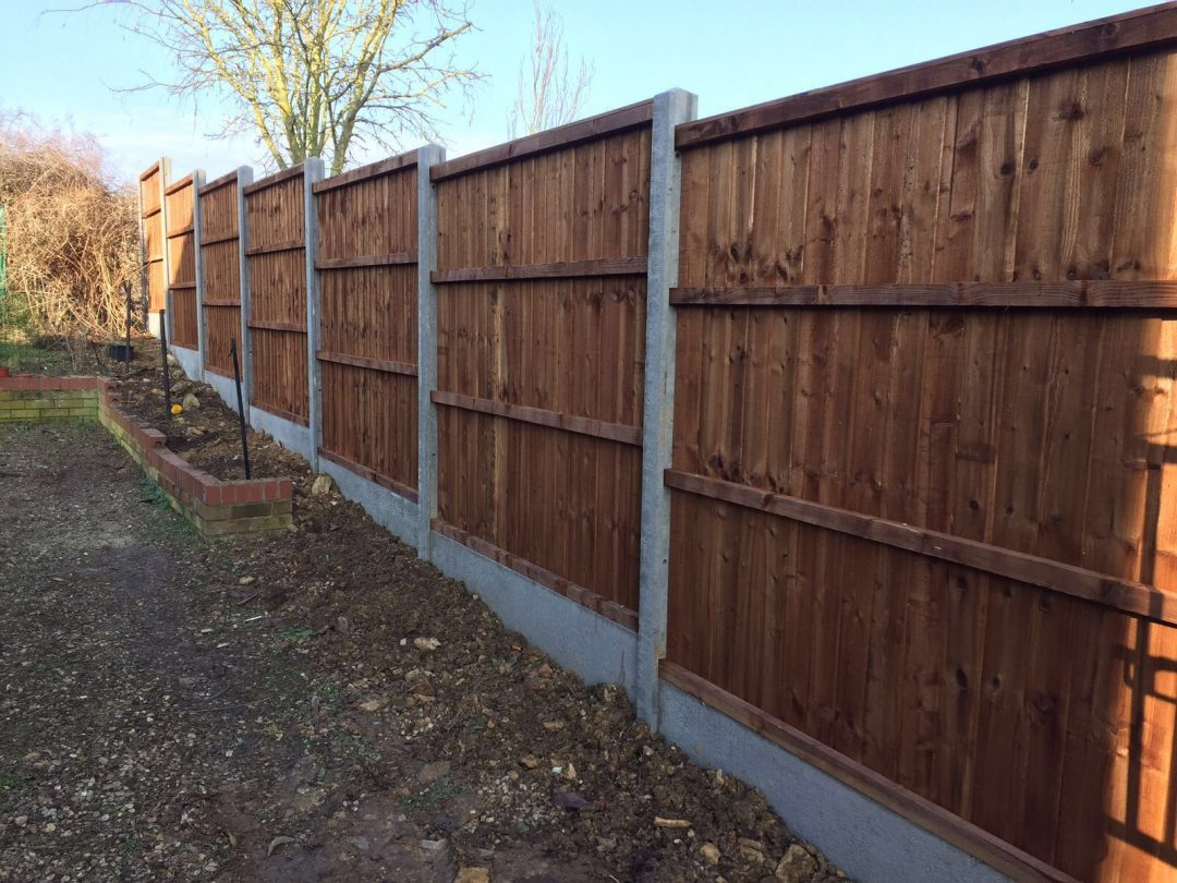 Domestic Fencing in Peterborough