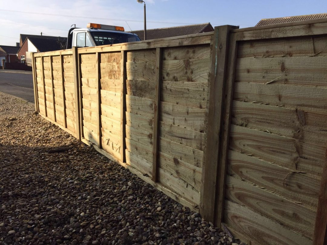 Domestic Fencing Market Deeping