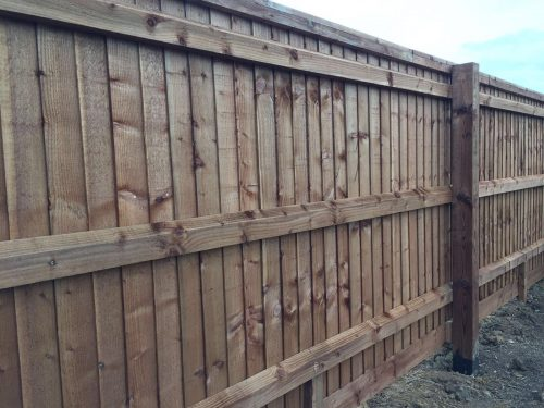 Domestic Fencing in Huntingdon