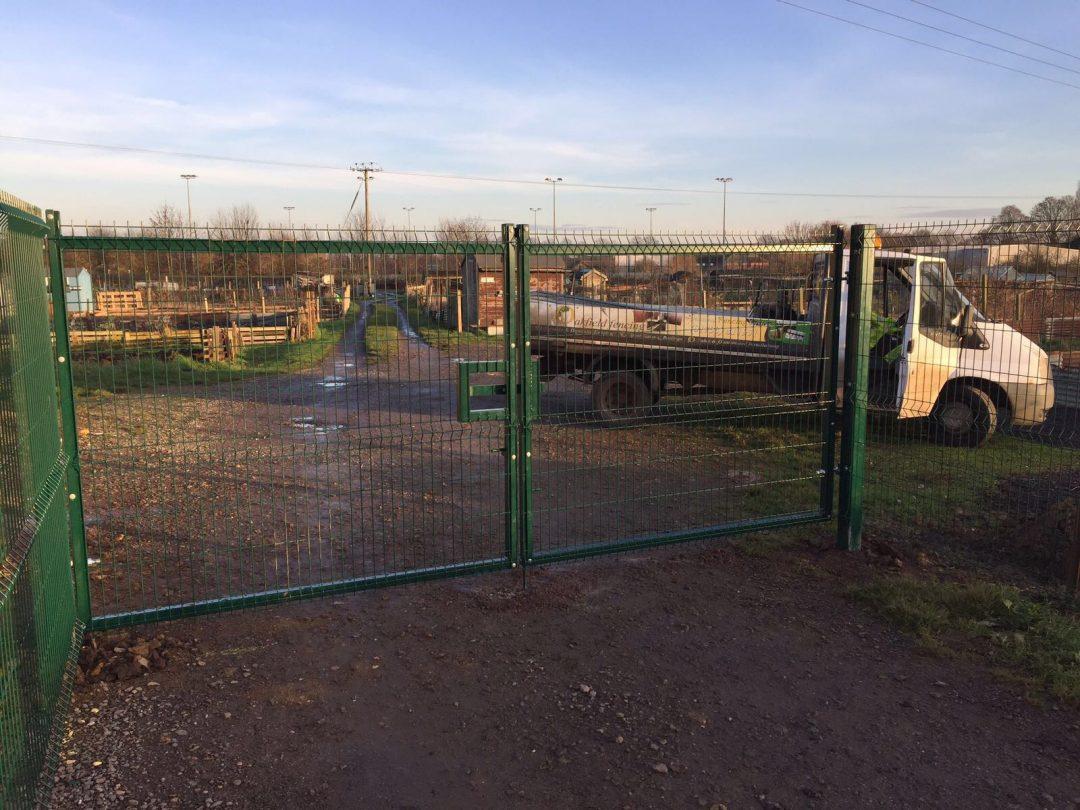 Security Fencing in Cambridgeshire