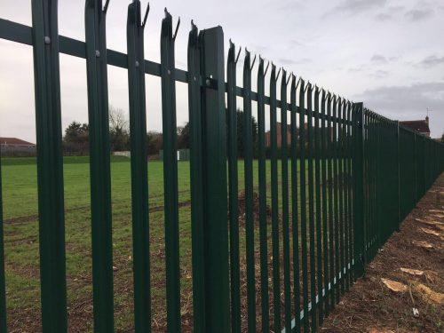 Security Fencing Peterborough