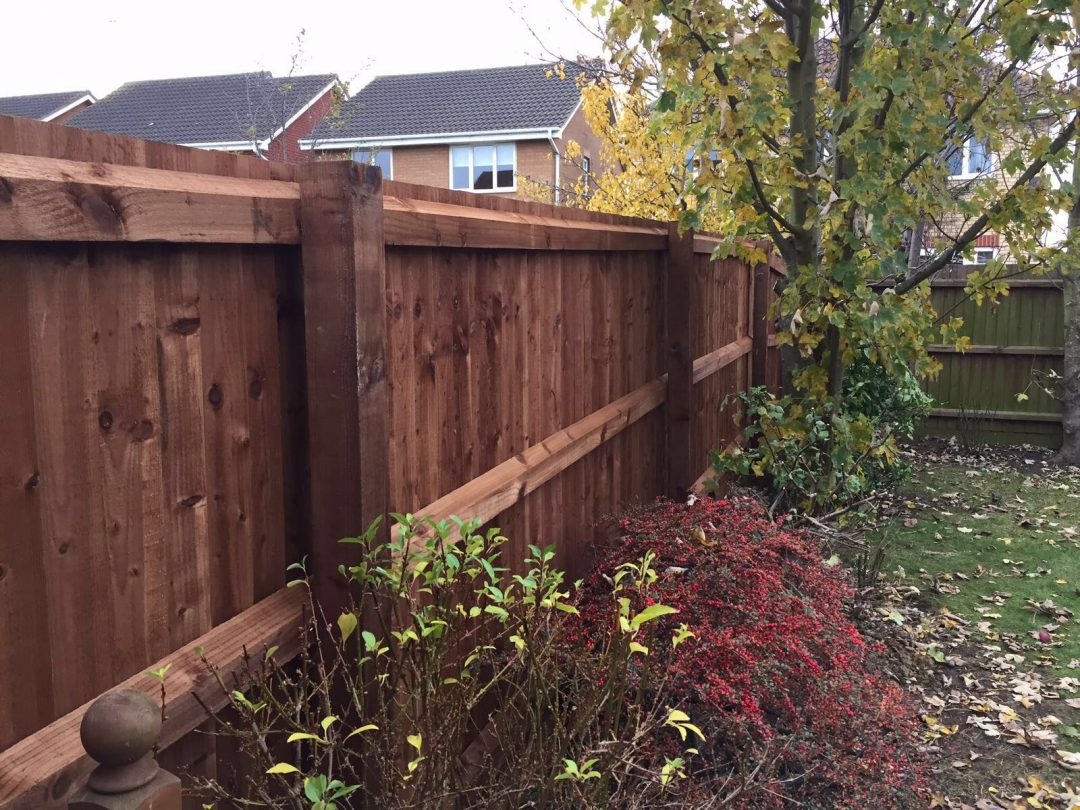 Domestic Fencing Whittlesey