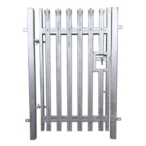 Single Steel Security Gate from Oakfield UK